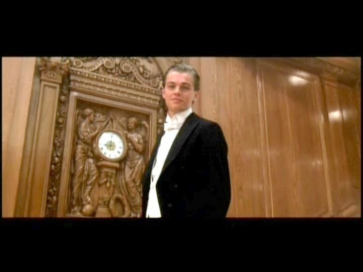 Leonardo Dicaprio Titanic Suit